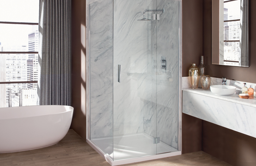Carrara Bathroom 850 X 550