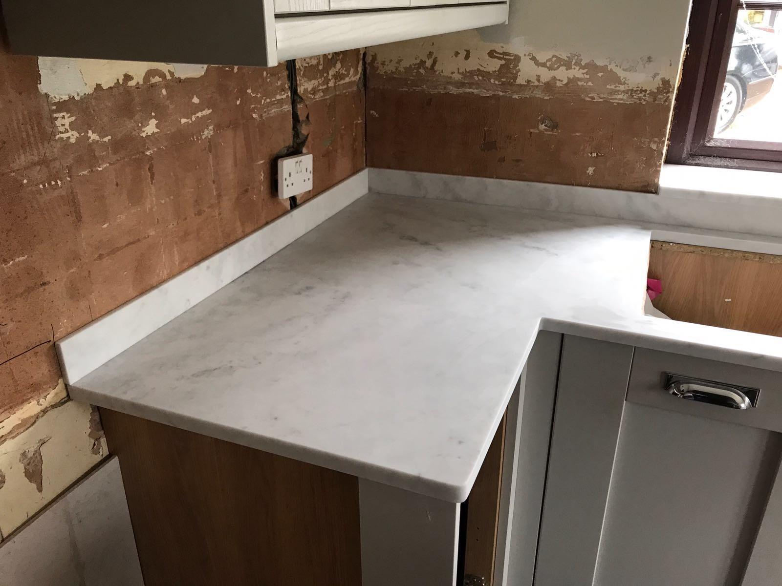 Carrara White, Thetford August 2017