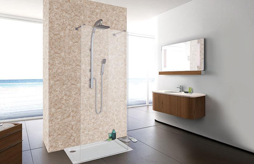 Bathroom Wall Panelling 1
