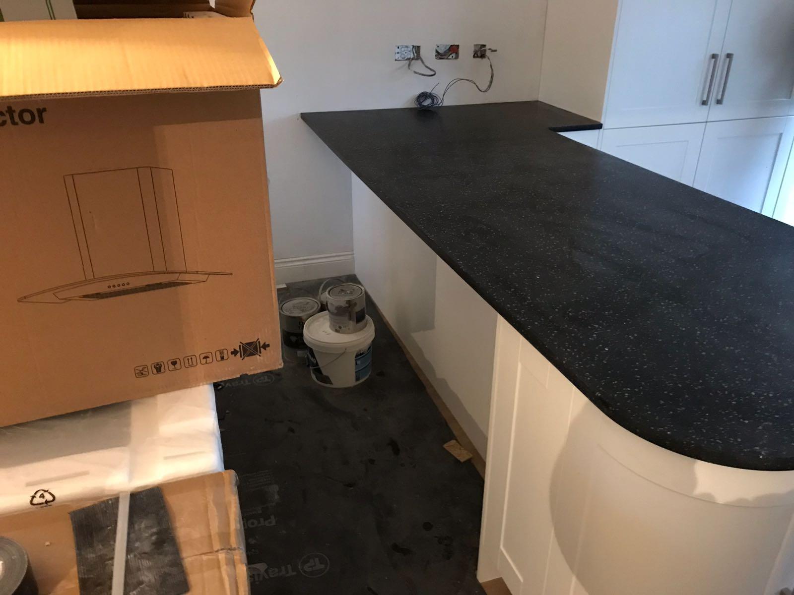 Black Granite, Burnham-on-Crouch, February 2018