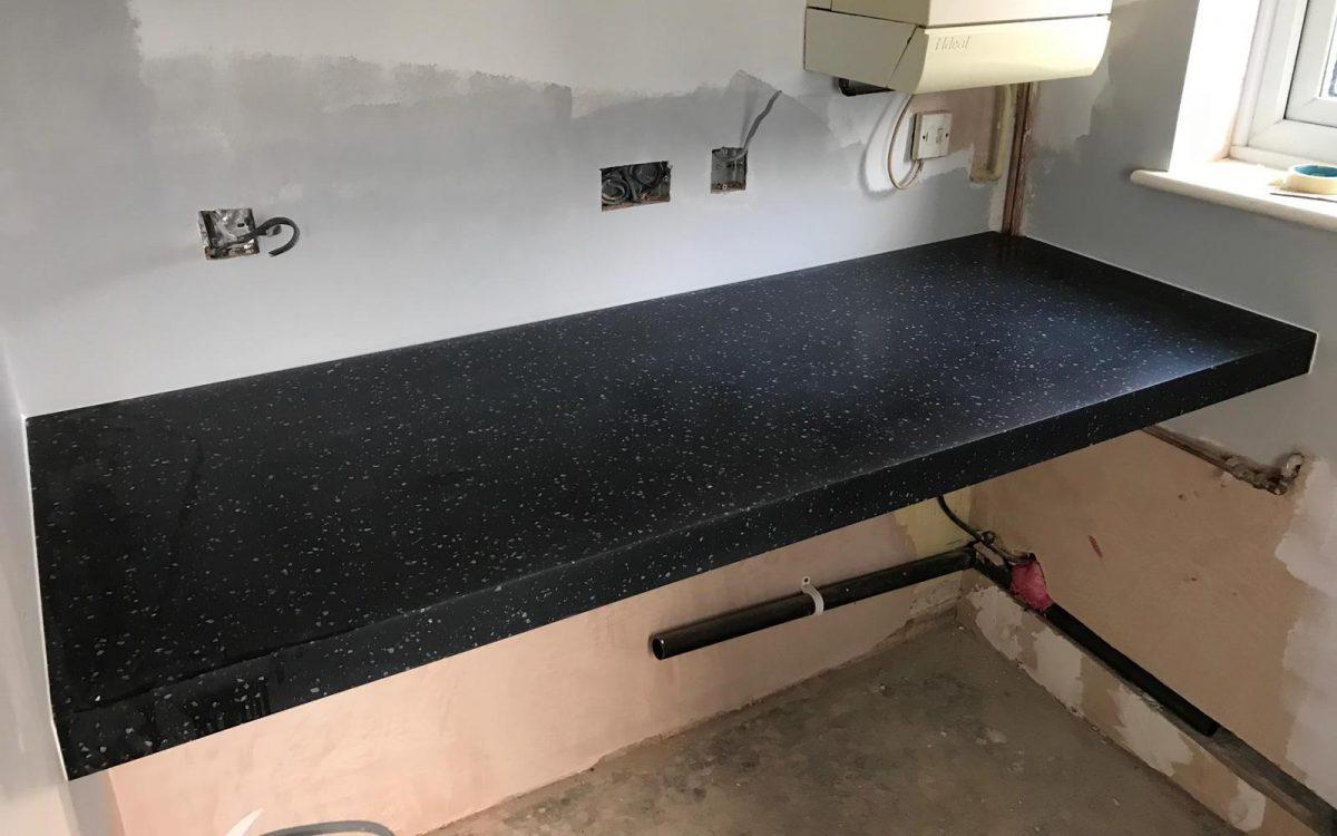 Black Granite, Chelmsford, November 2018