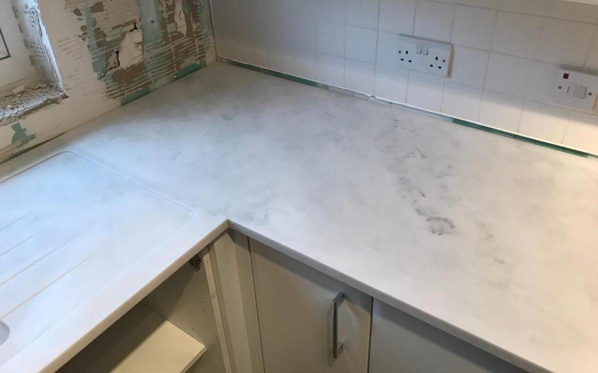 Carrara White, Leigh-on-Sea, November 2018