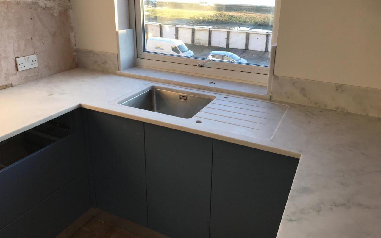 Carrara White, Seaford, February 2019