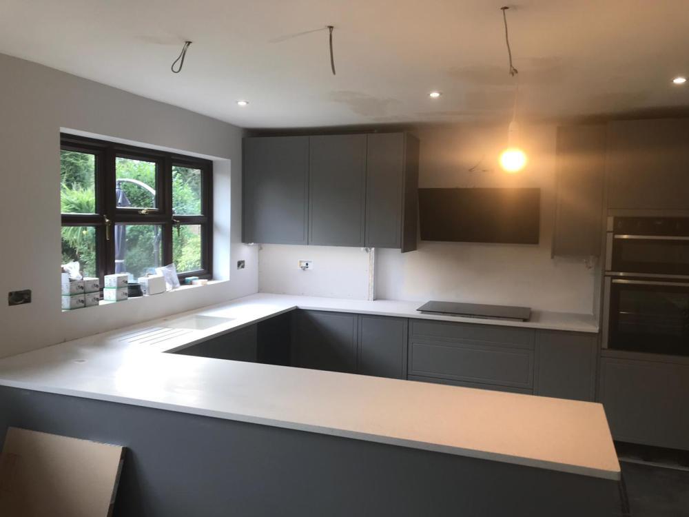 Grey Crystal, South Woodham Ferrers, October 2019